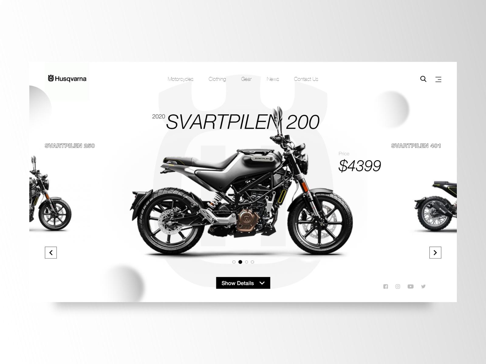 Husqvarna Motorcycles Motorcycle Husqvarna Motorcycle Design