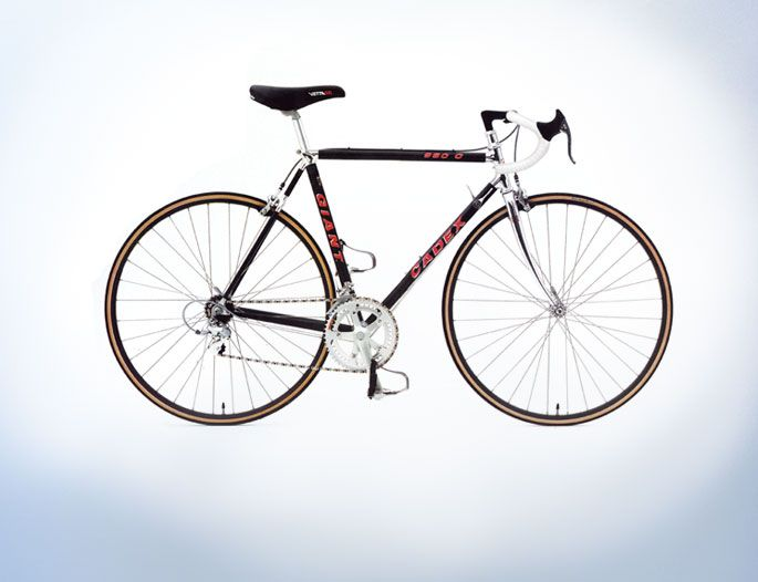 My Bike In 1987 Giant Introduces Its First Carbon Fibre Bicycle