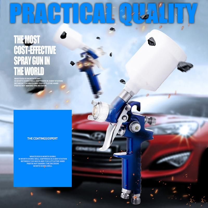 Ossieao New Mini Hvlp Air Sprayer Car Body Detail Touch Up Paint Sprayer Spot Repair Car Painting Touch Up Paint Airbrush