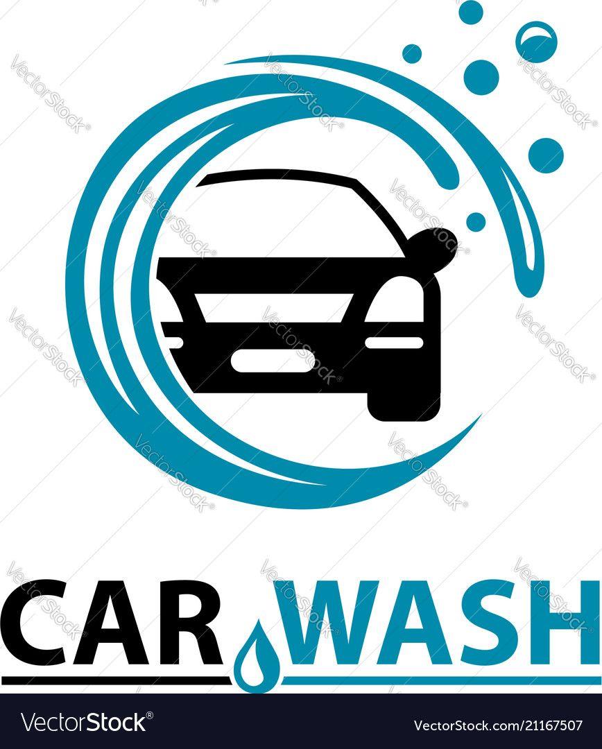 Car wash icon vector image on VectorStock in 2020 Car