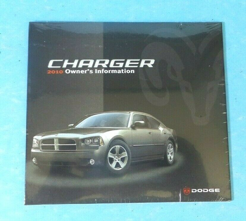 Advertisement Ebay 10 2010 Dodge Charger Owners Manual Reference