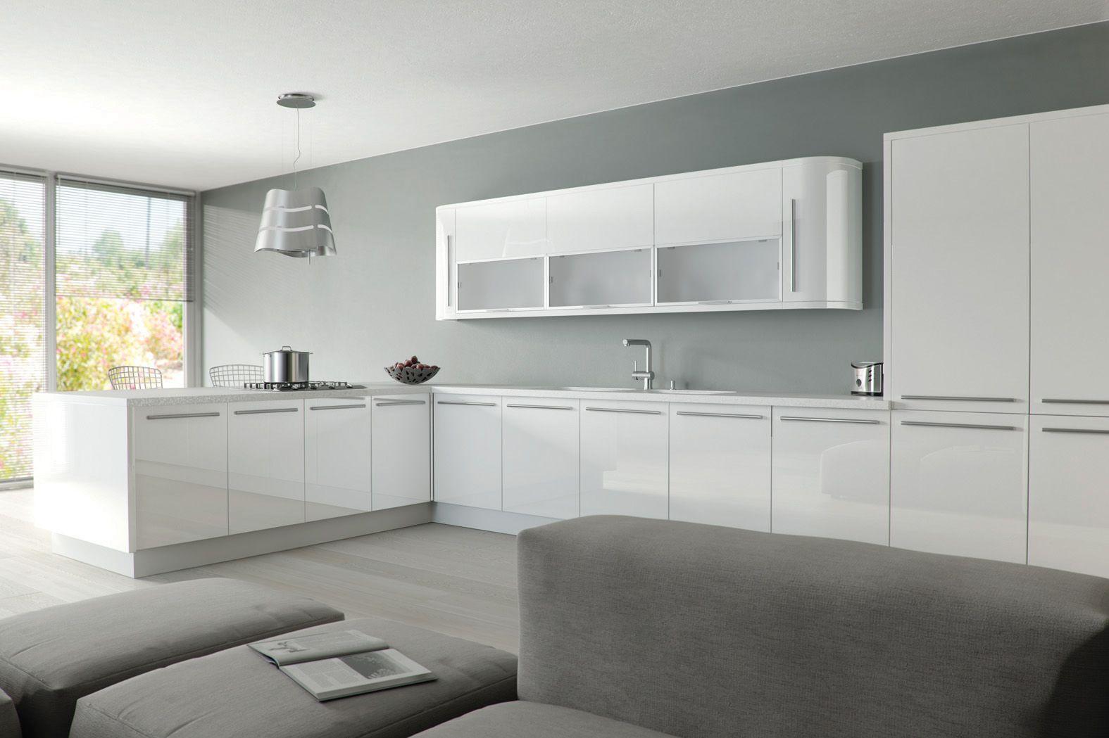 Best Glacier Com Imagens Cozinhas Modernas Decoração Sala 400 x 300