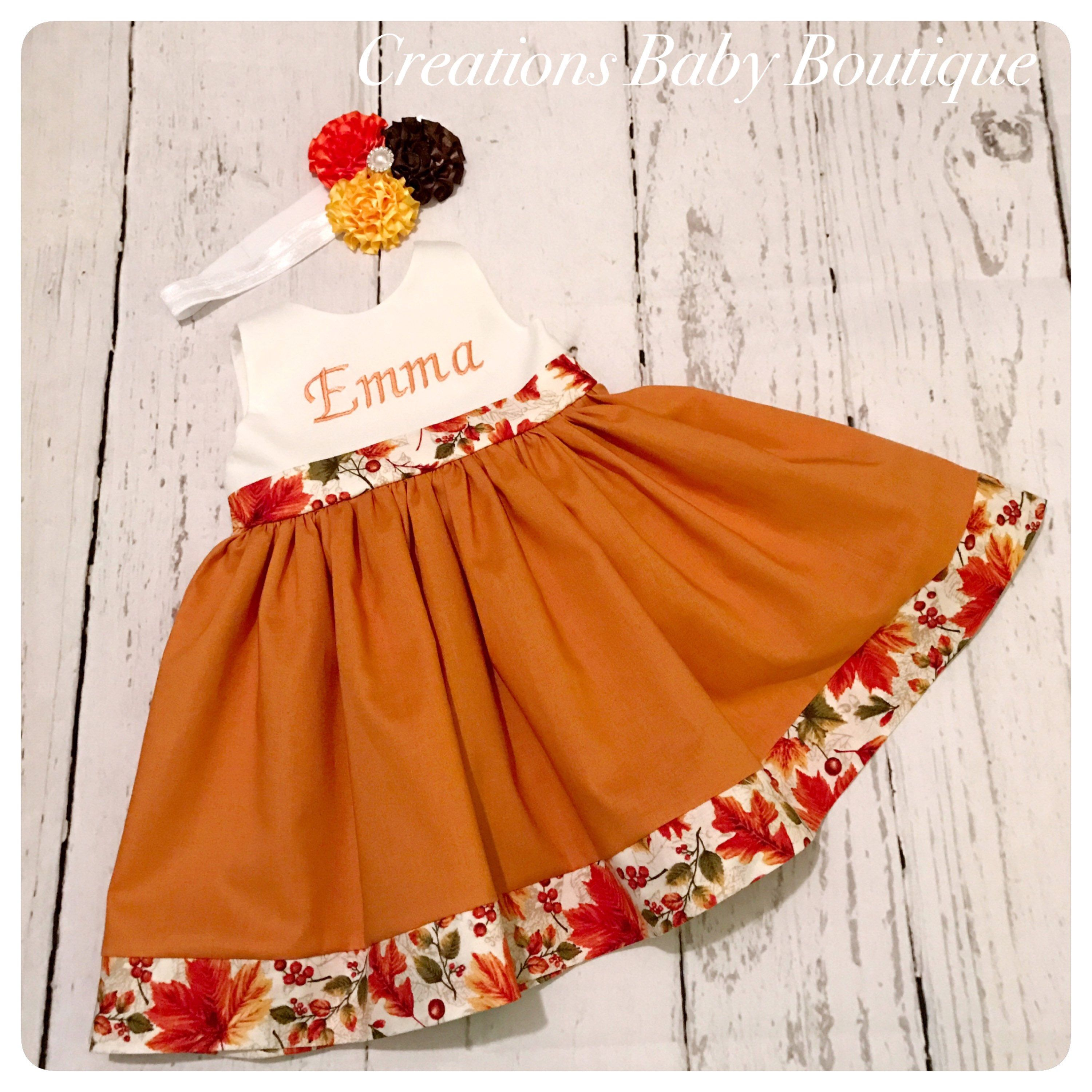 Thanksgiving outfit fall dress perfect thanksgiving dress baby