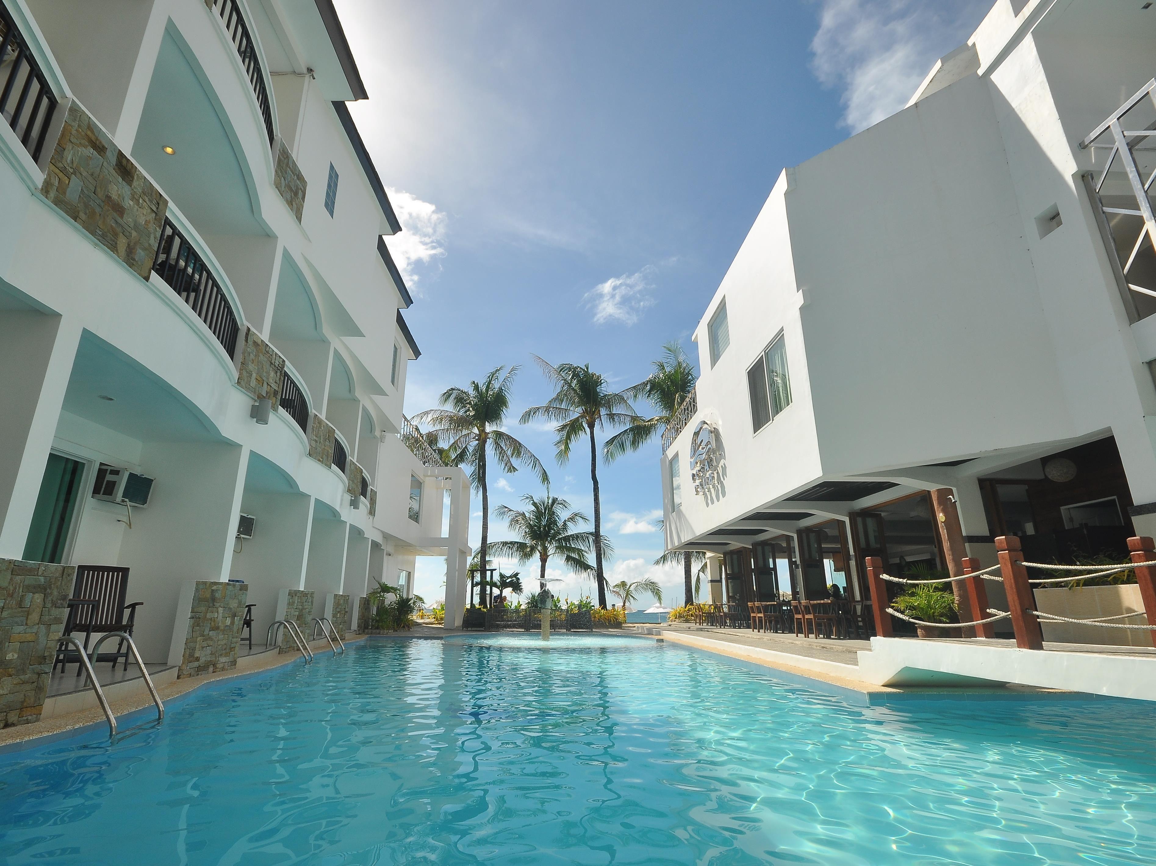 Boracay Island Boracay Ocean Club Beach Resort Philippines