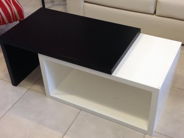 Mesas ratonas mesa ratona tapa combinada eme mobili for Muebles modulares de cocina baratos