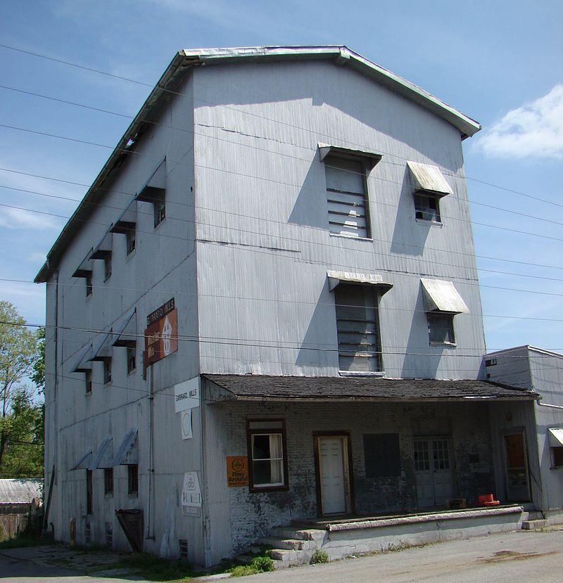 Garrard Mills In Garrard County, Kentucky.