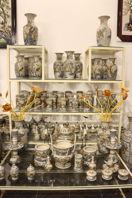 Mua đồ thờ cúng gốm sứ Bát Tràng giá rẻ tại Tp HCM Gốm