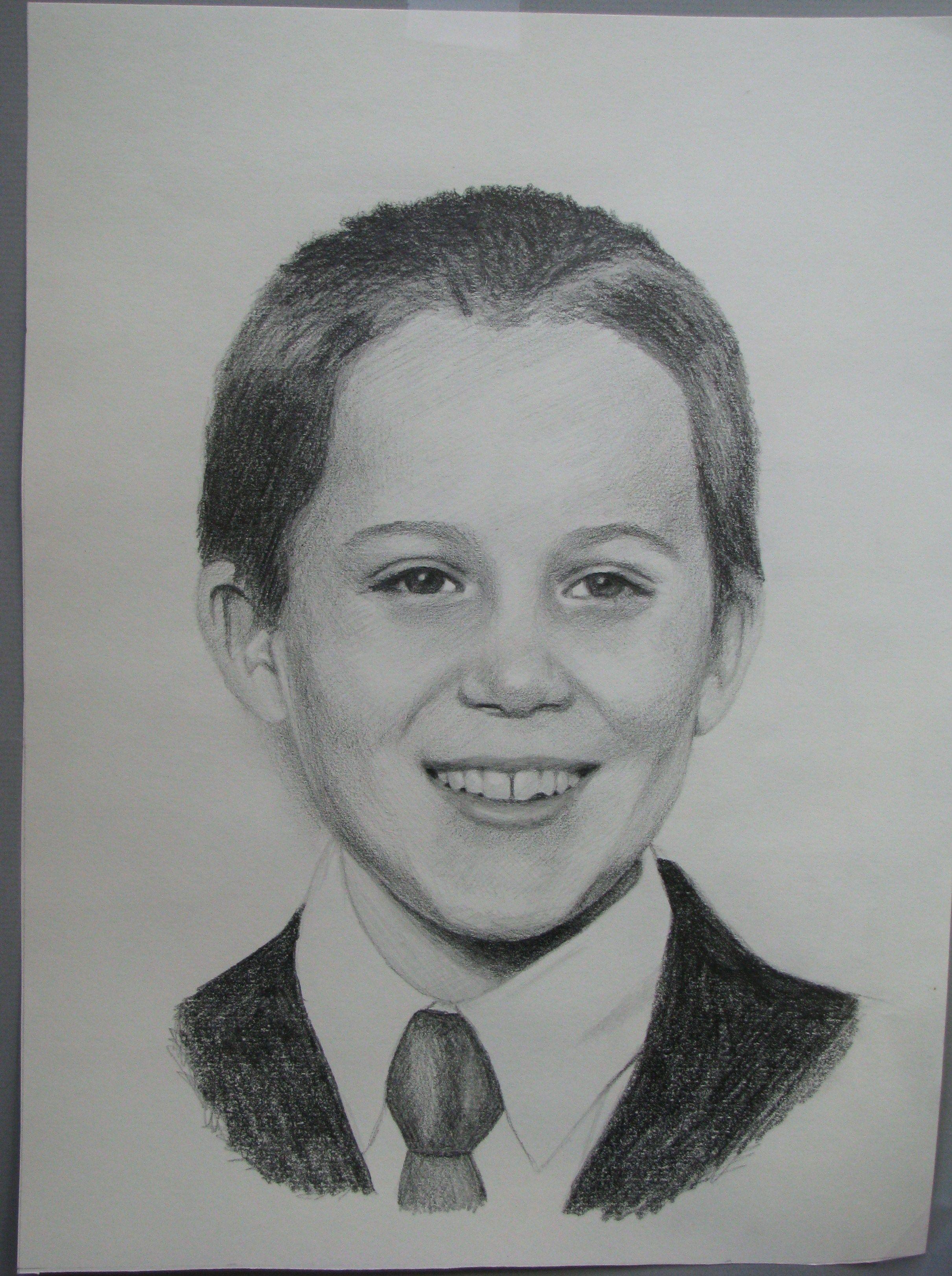 9x12 graphite portrait graphite drawings pencil drawings professional portrait amazing drawings