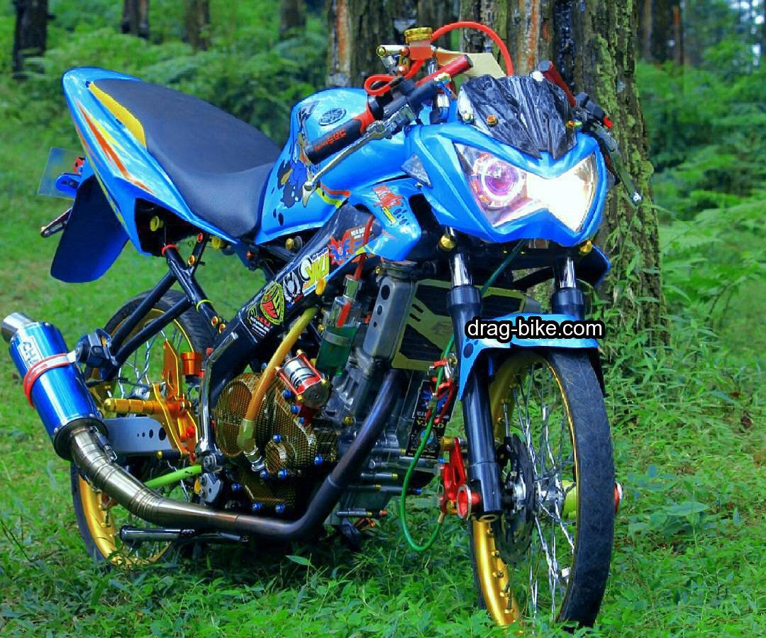 Gambar Motor Drag Vixion Motor Gambar Kawasaki Ninja