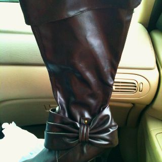 New Brown Boots From Ross Dress For Less Only 20 Brown Boots Boots Ross Dresses