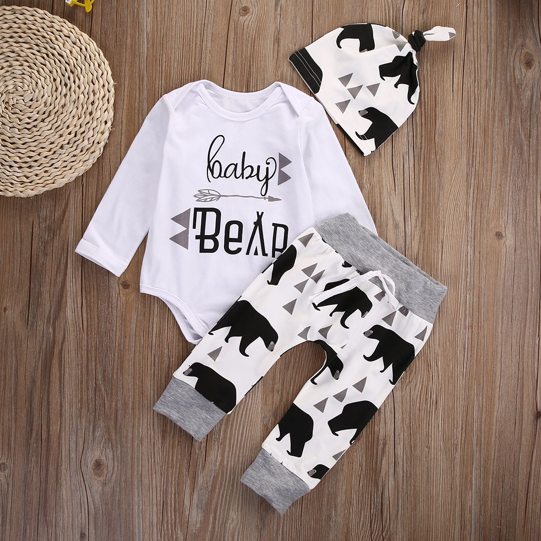 e5043b4649ba0 Oberlo - Manage Products - Import List Baby Bear Outfit