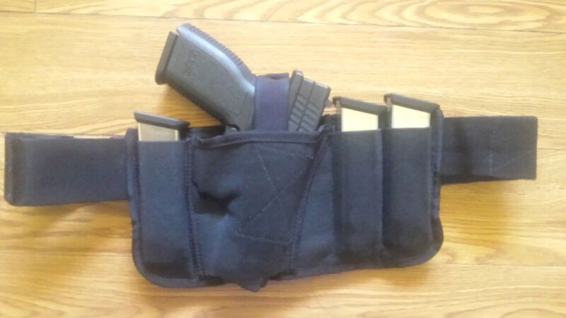 My new concealed carry holster is better than yours