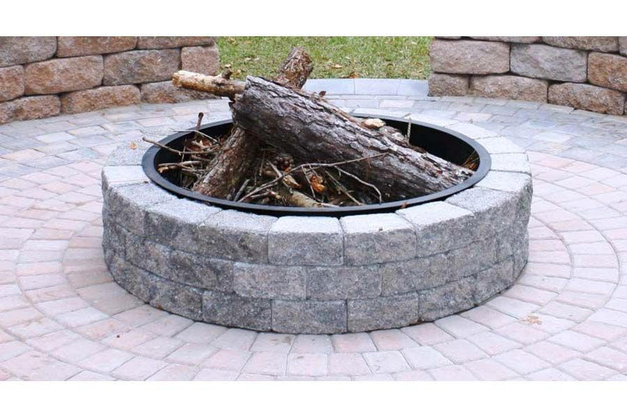 Fire Pit Liners Inserts Part - 36: Fire Pit Ring Insert