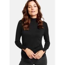 Rollkragenpullover für Damen #designofblouse