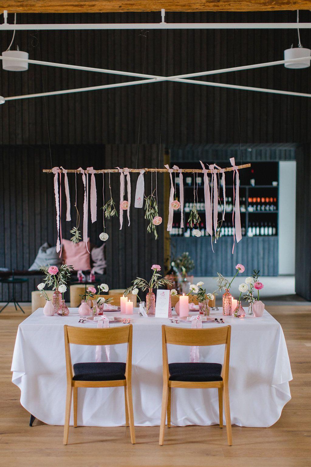 Tischdeko Hochzeit Pastell Tischdeko Hochzeit Rosa Tischdeko