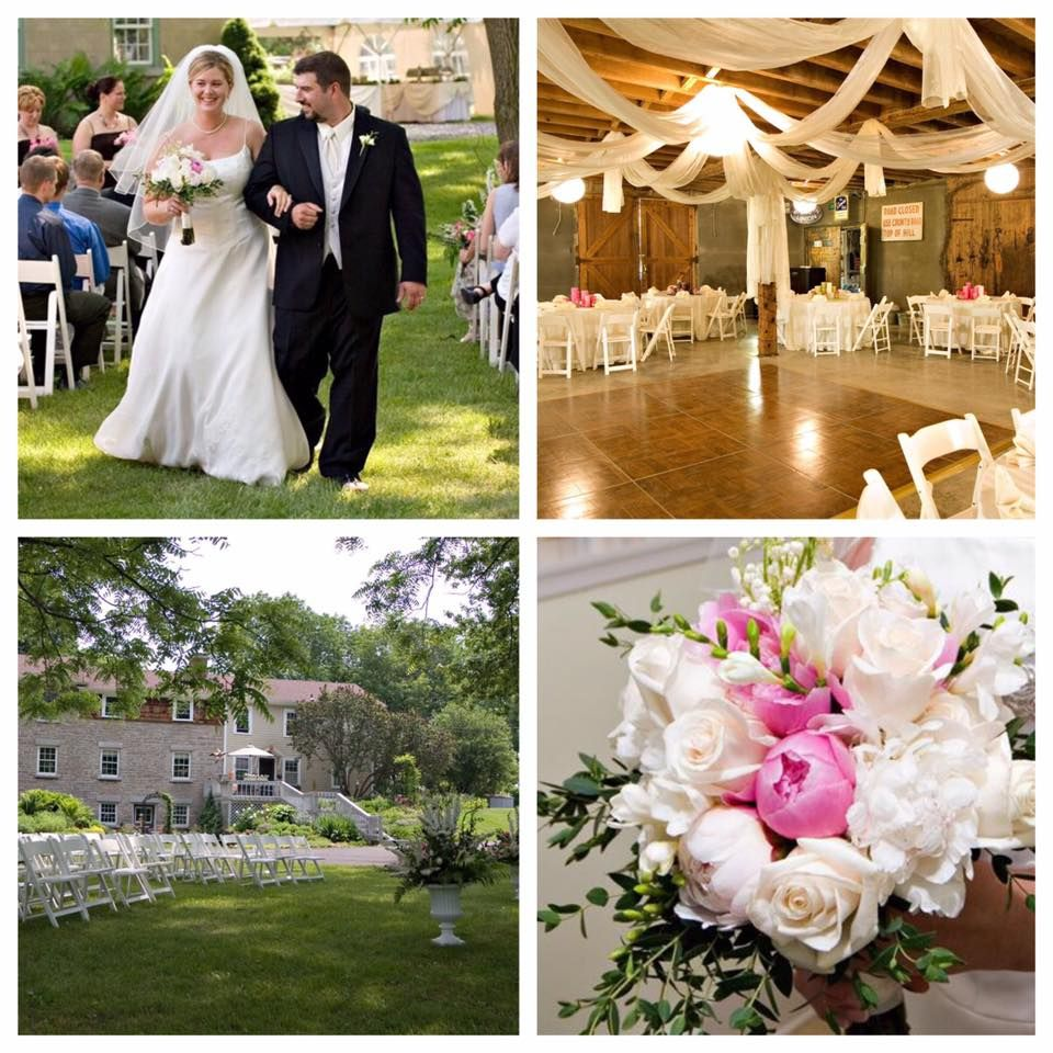 Frog Pond Wedding, Inside Fabric Draping, Aisle And