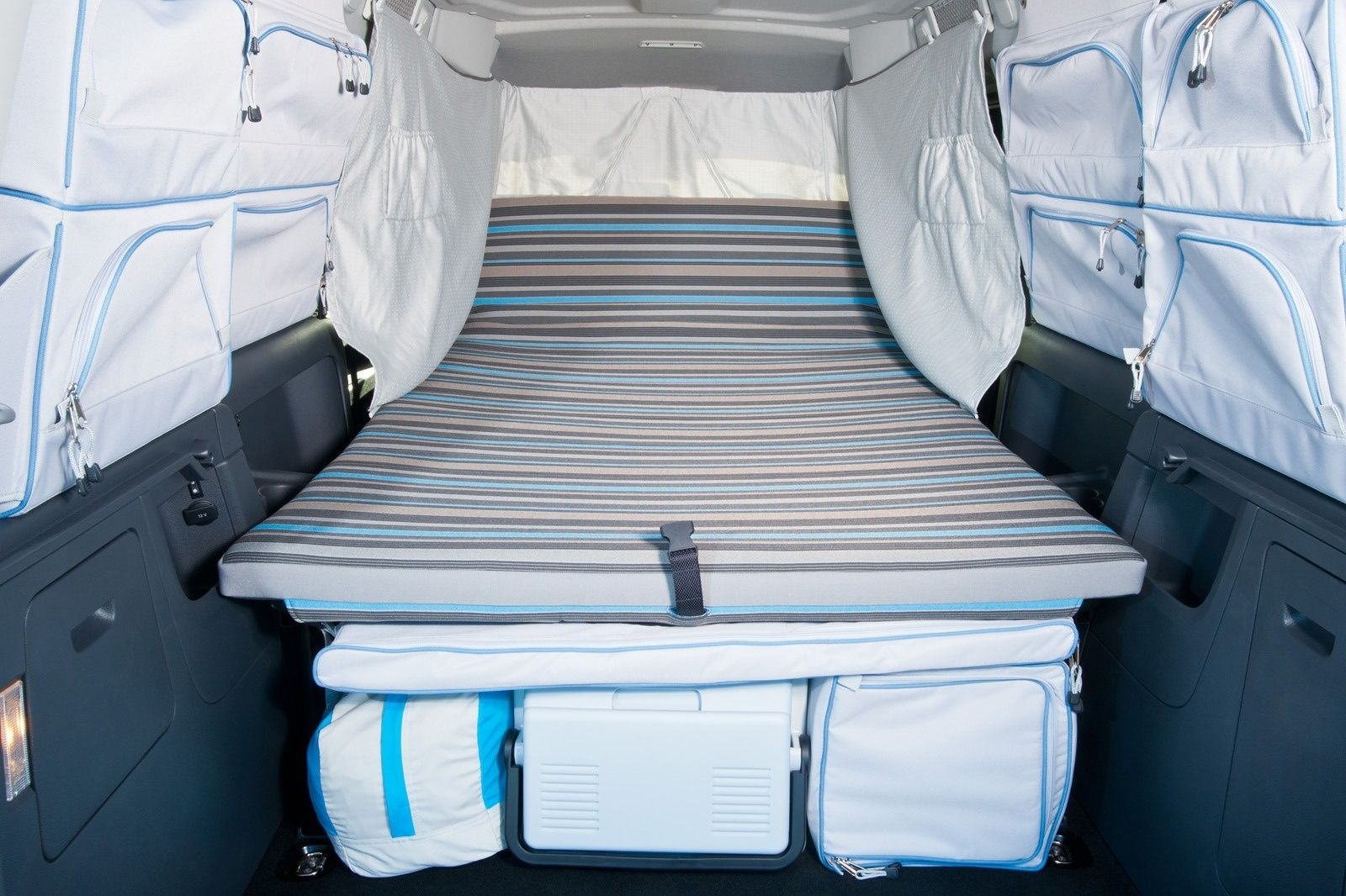 At Metres Long And High The Caddy Maxi Is Most Compact Affordable Model In Volkswagens Current Camper Range