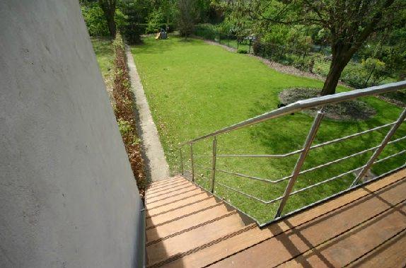 Terrasse en acier et bois - Architecture  Bois Terrasse acier - Terrasse Sur Pilotis Metal