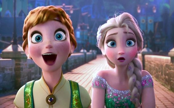 Anna's big birthday party is in the works in the trailer for Frozen Fever, Disney's Frozen short. Kristoff is hanging a banner, Elsa is working on...