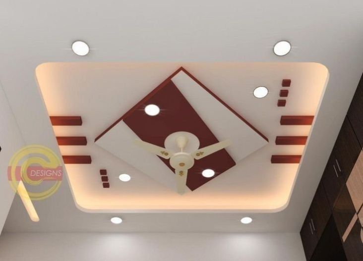 Stylish Modern Ceiling Design Ideas _ Engineering Basic ...