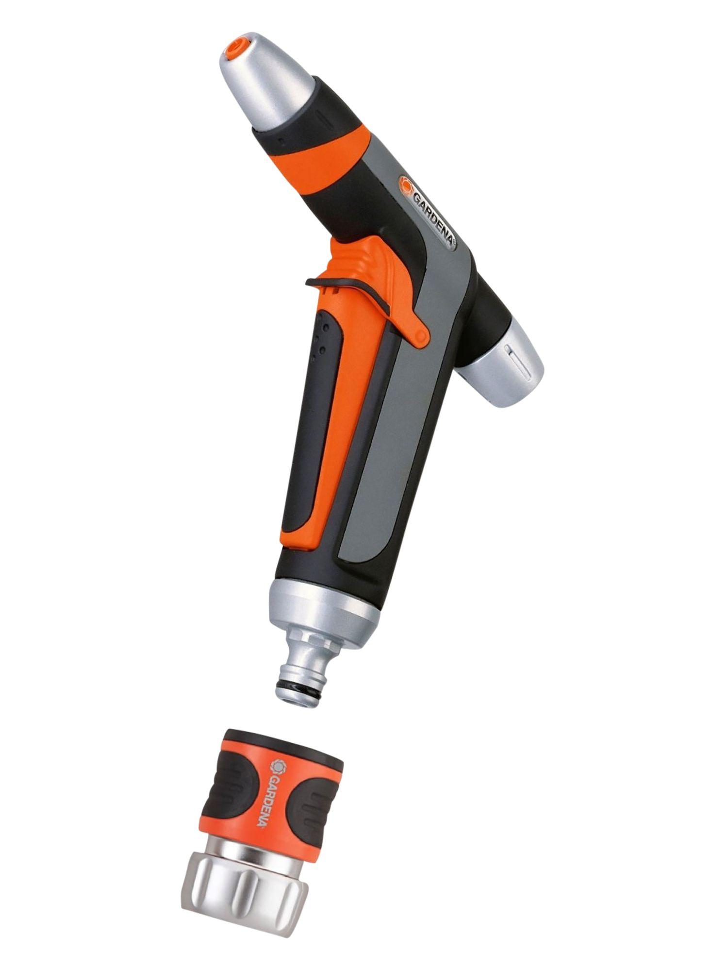 Pin On Hose Spray Nozzle And Water Spray Gun