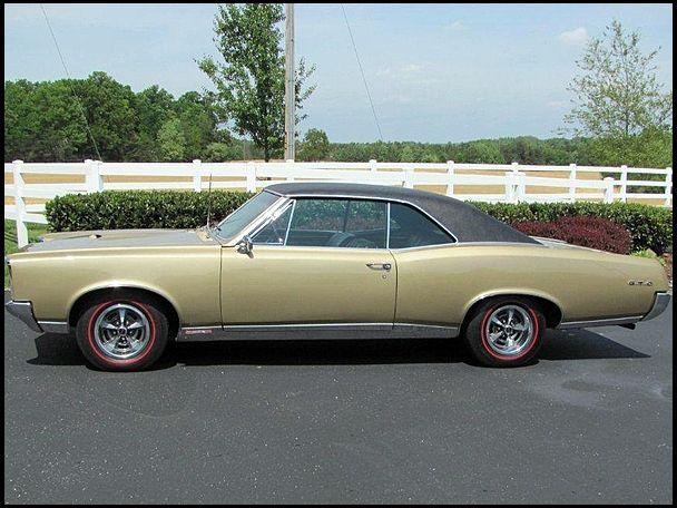 1967 Pontiac Gto 400 335 Hp Automatic Mecum Auctions Pontiac Gto Gto Pontiac