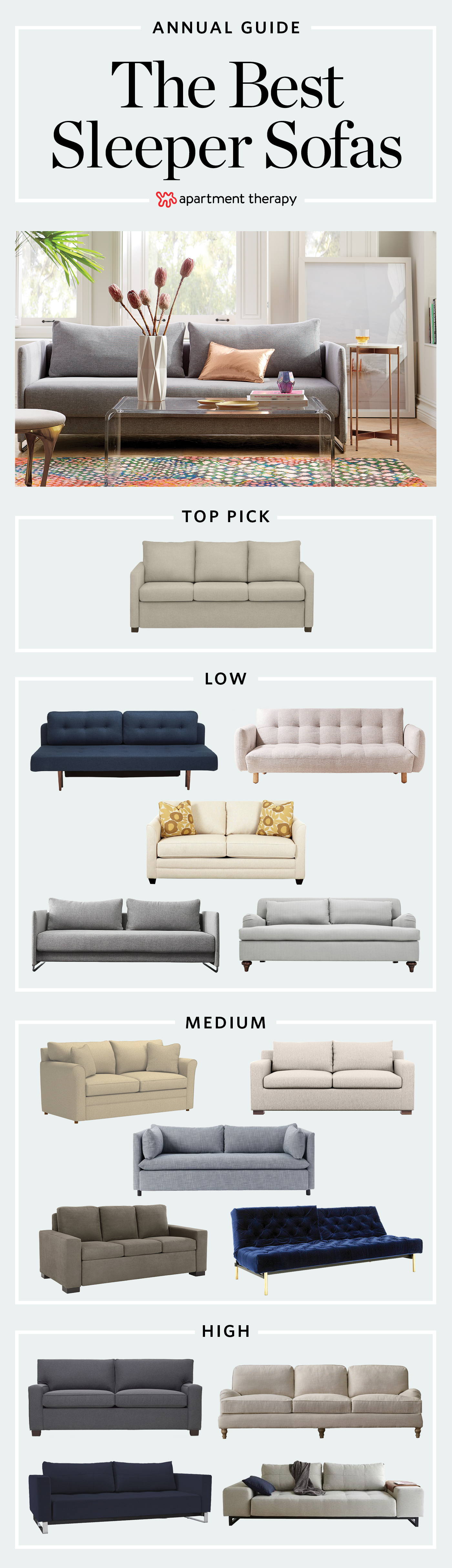 Condo Couches The Best Sleeper Sofas And Sofa Beds Condo Ideas Best