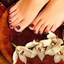 العناية بالبشرة طريقة تقشير القدمين في البيت Feet Care Beautiful Feet Body Care