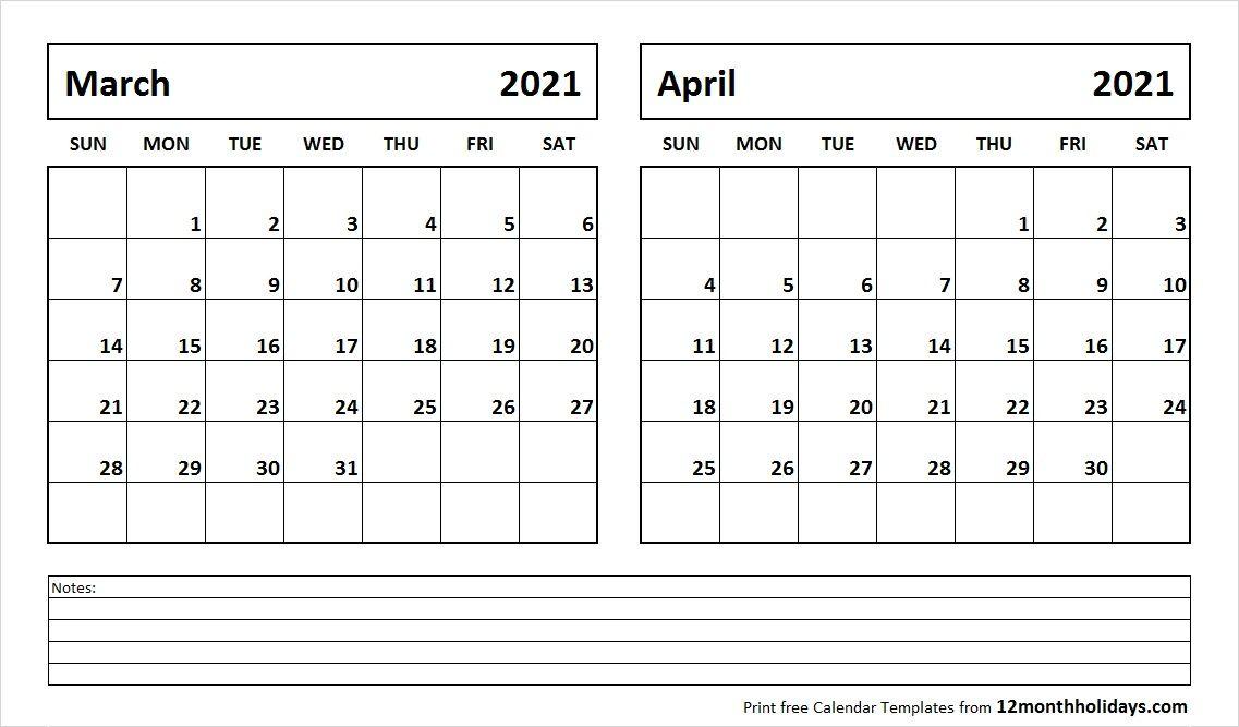 March And April 2020 Calendar March and April 2020 Calendar | 2018 Calendar | June 2019 calendar
