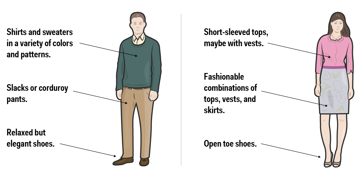 c75cf74beb0 What exactly does business casual mean  Learn here from Business Insider.