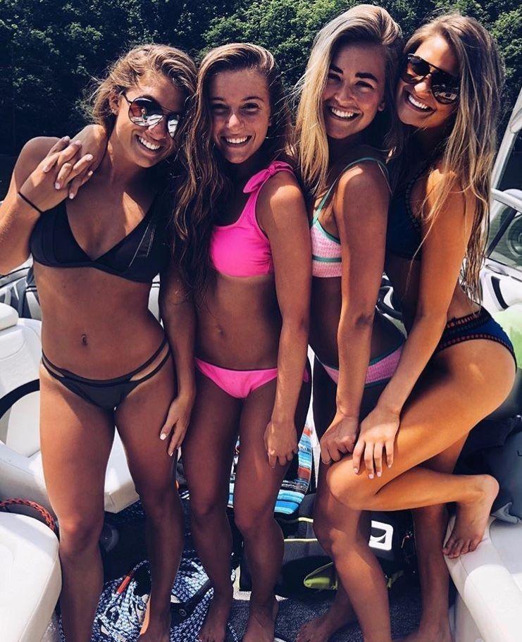 Something boat builders bikini