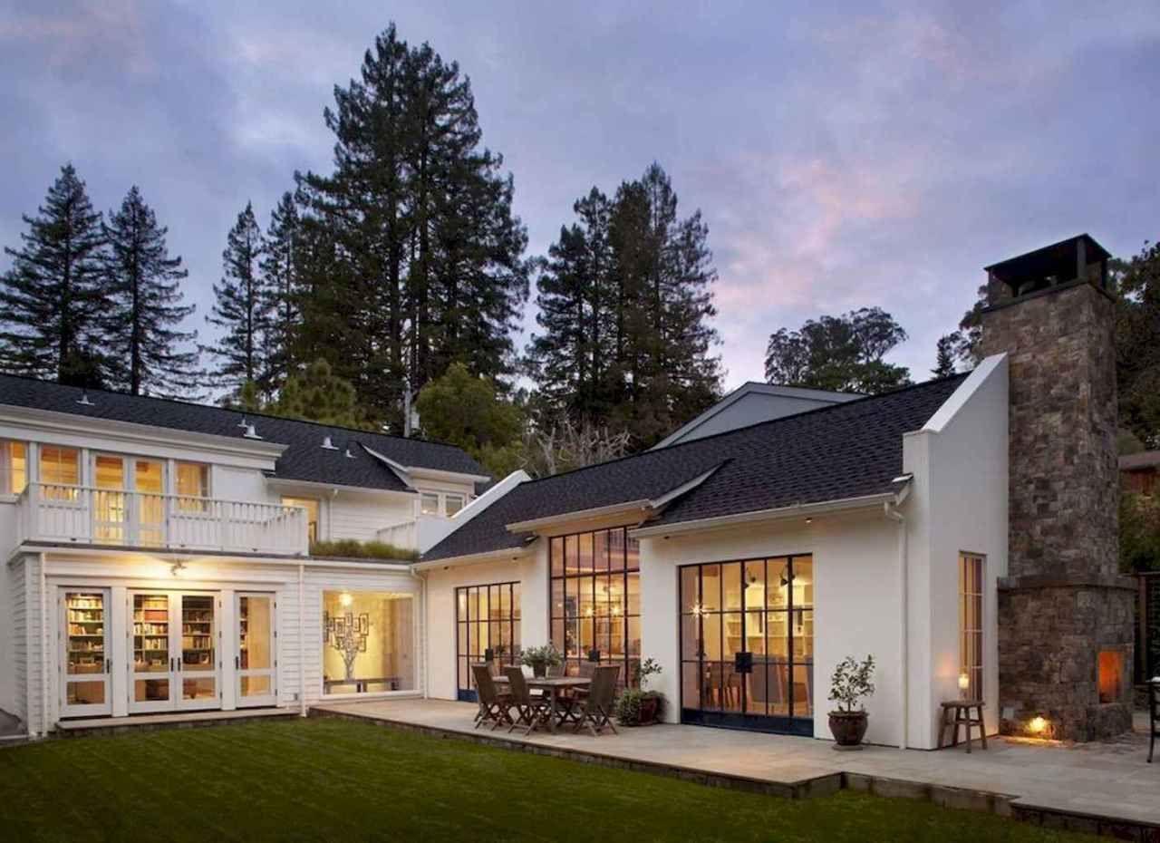 37 Fabulous Modern Farmhouse Exterior Design Ideas Frontbackhome Modern Farmhouse Exterior House Exterior House Designs Exterior