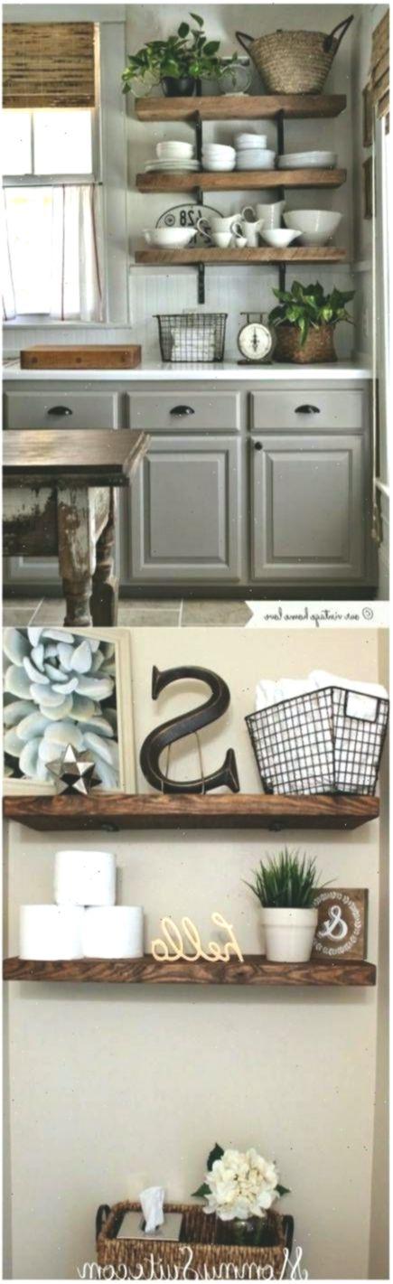 Kuchenideen Holzschranke Tutorials 62 Ideen Holzschranke Ideen Kuchenideen Marblekitche In 2020 Diy Kitchen Cabinets Kitchen Wall Shelves Floating Shelves Diy