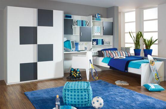 Chambre garçon | Maikan | Pinterest | Chambre garcon, Chambres et ...