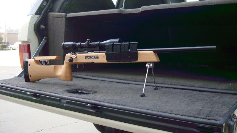Anschutz Model 64  22 LR bolt-action rifle that    | Mostly Guns