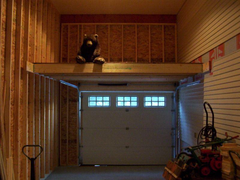 Mezzanine House Plan