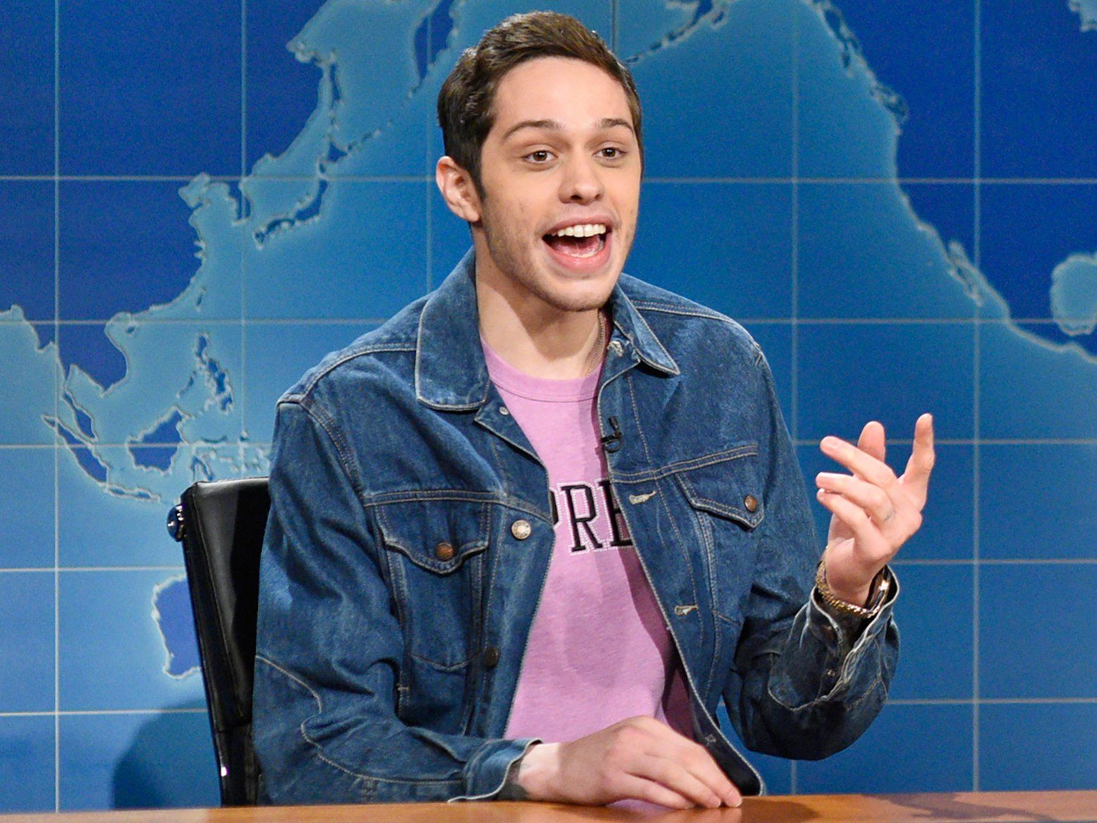 Pete Davidson is set to star in a comedy film partly based