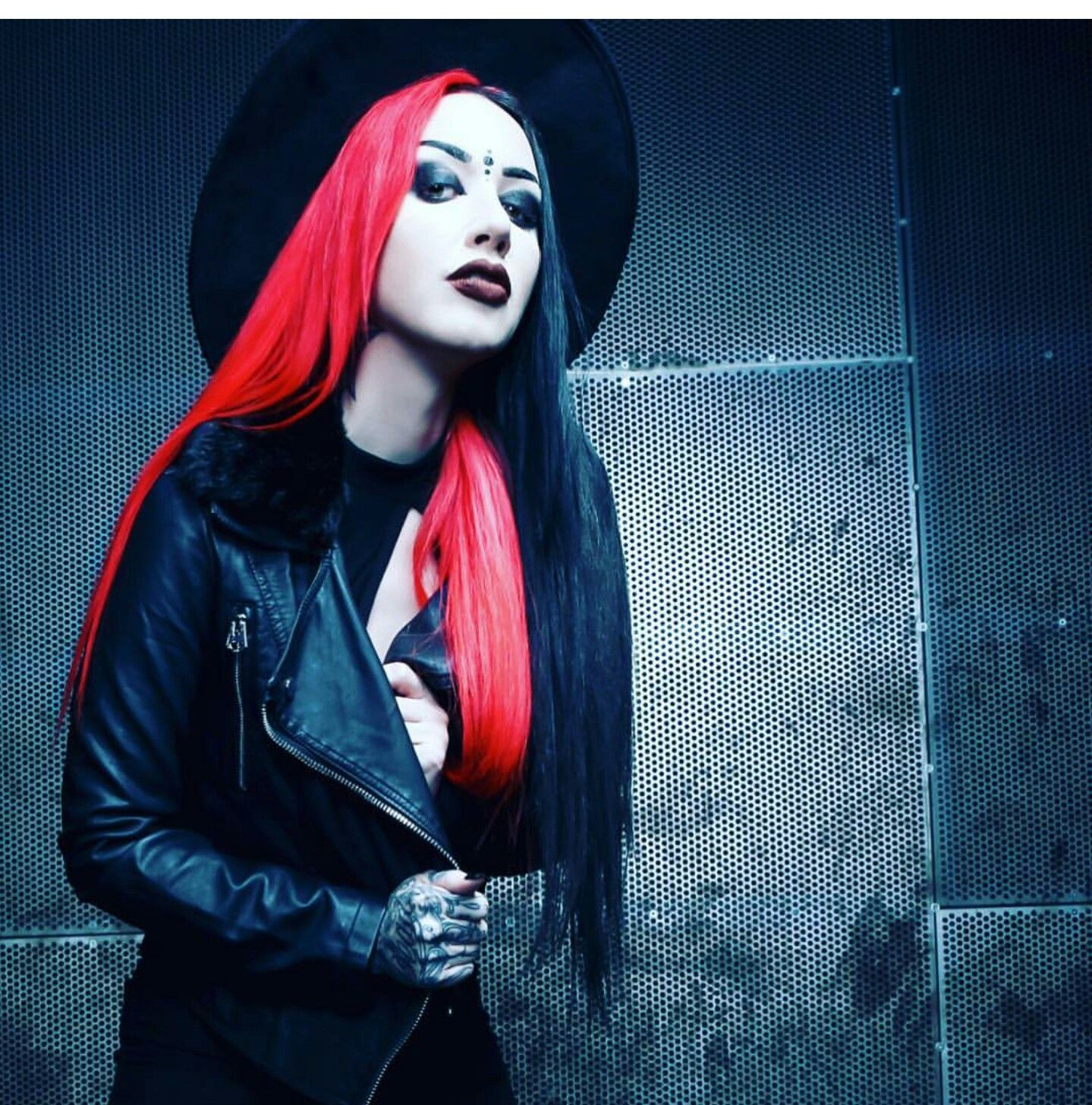 Ash Costello New Years Day Band Girls Rule Ashley Costello