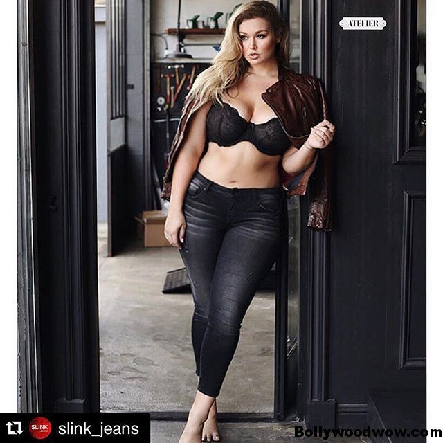 Hunter mcgrady plus size model hot photo hunter mcgrady for Model height