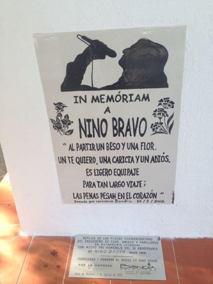 Museo Nino Bravo Four Square Event Ticket Event