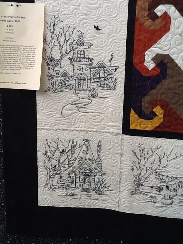 Texture quilting