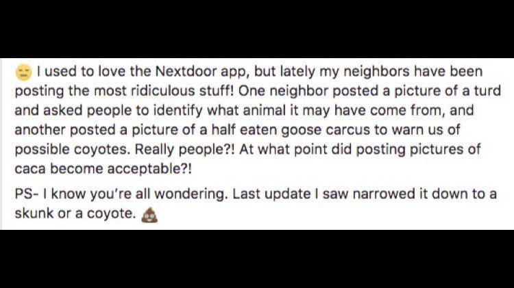 Best of NotNextdoor (bestofnextdoor) Twitter