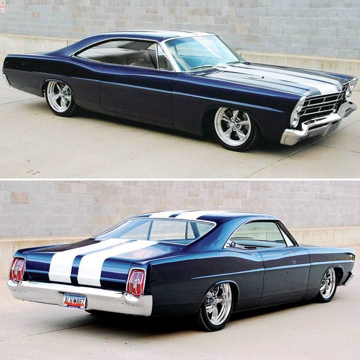 """Belcolor: """" '67 Ford Galaxie 500 """""""
