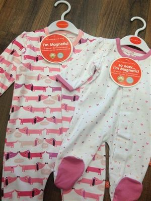 Magnetic baby outfits $28.99
