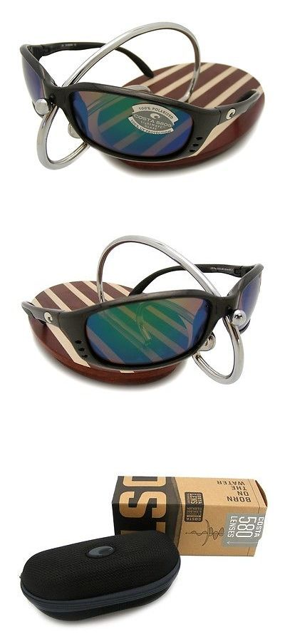 3110ff7e2cc29 Sunglasses 151543  New Costa Del Mar Brine Gunmetal   580 Green Mirror  Glass 580G BUY
