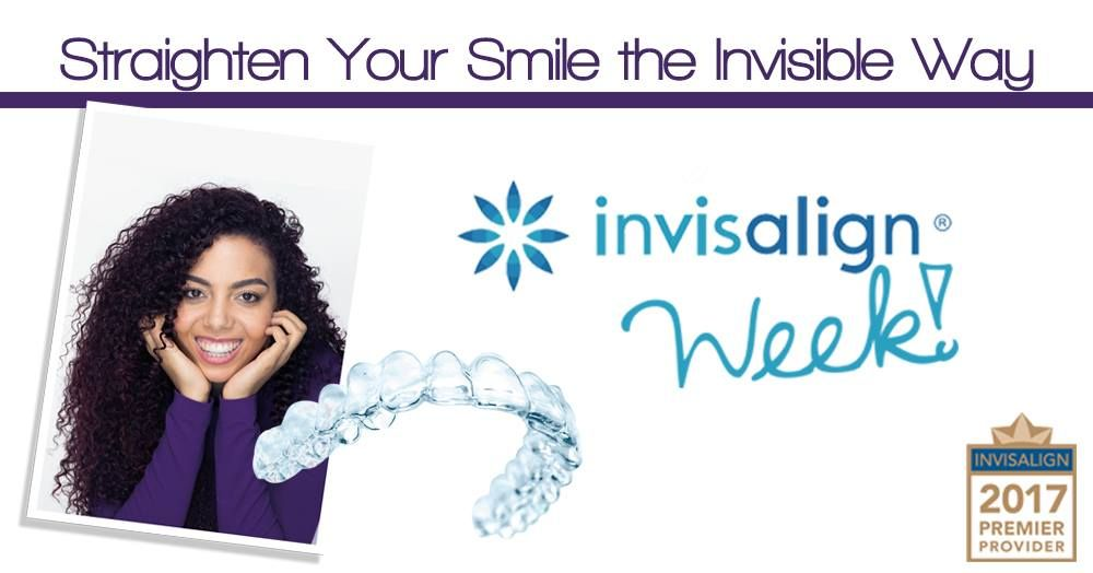 This is your invitation to our 2nd ever INVISALIGN WEEK D