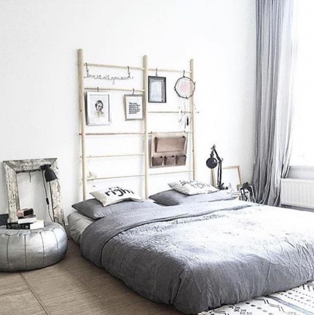 Modern Minimalistbedroom: Mattress On Floor, Bedroom Flooring