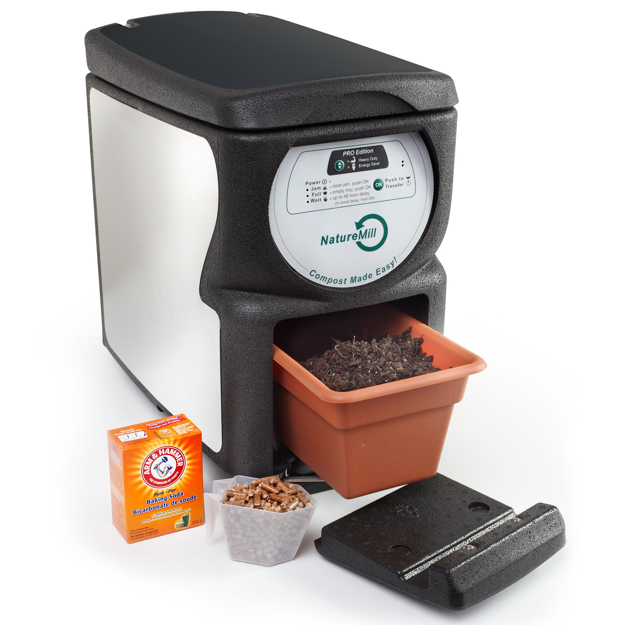 Composting In Your Tiny Apartment Is Easier Than Ever