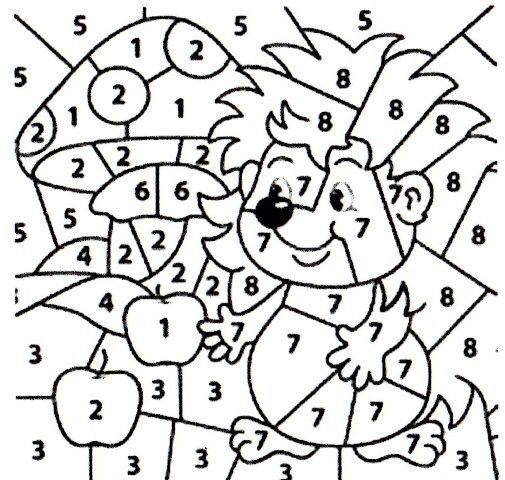 Coloriage Animaux Foret Maternelle.Image Du Blog Nounousandrine83 Centerblog Net Napady Ruzne