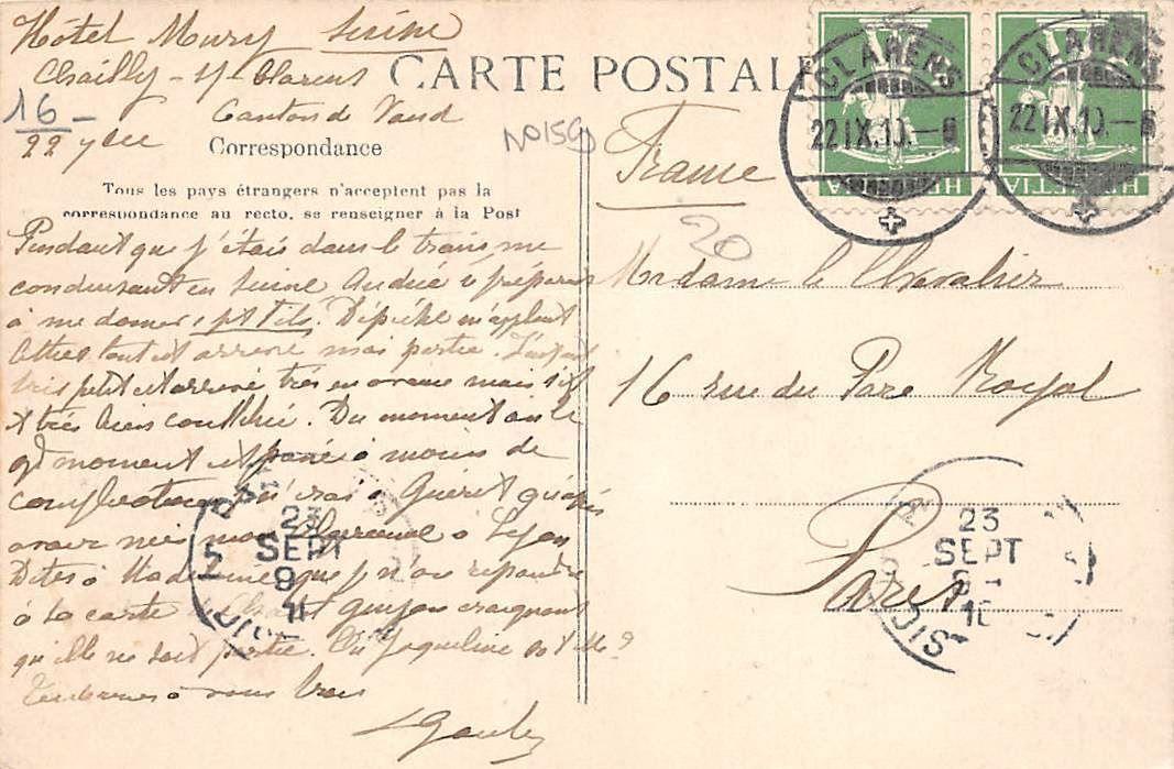 Details About France Chateaux Des Charentes Saint Savinien